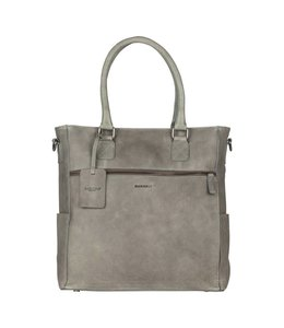 Burkely Antique Avery shopper grijs
