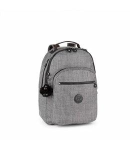 Kipling Clas Seoul rugzak cotton grey