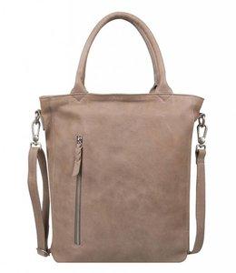 Cowboysbag Bag Luton big elephant grey