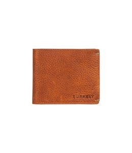 Burkely Antique Avery 12cc creditcard billfold cognac
