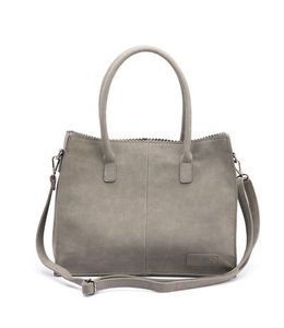 Zebra Trends Lisa Natural bag kartel dark grey