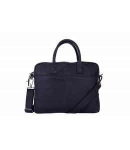 DSTRCT Wall Street Laptoptas Black