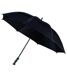 Falcone Extra Srong Storm-Paraplu Zwart