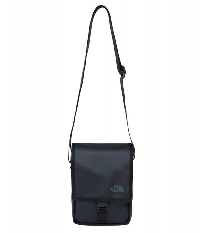 The North Face Bardu Bag TNF black-Kleine schoudertas voor op reis