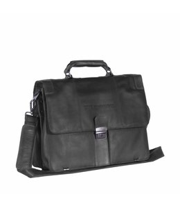 "Chesterfield Joe 15"" business bag zwart"
