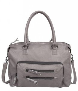 Cowboysbag Zip it Bag Walsall grey