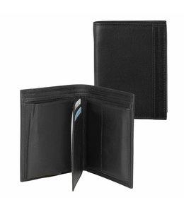 H.J. de Rooy H.J. de Rooy  Cardprotector portemonnee zwart
