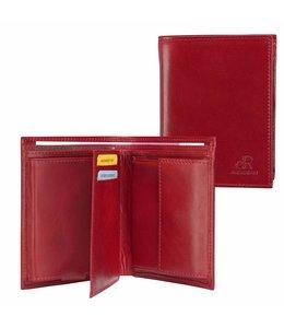 H.J. de Rooy H.J. de Rooy  Cardprotector portemonnee Rood