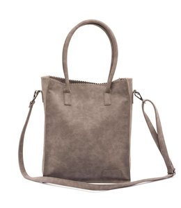 Zebra Trends Rosa Natural bag kartel dark grey