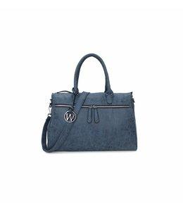 Wimona Fabiana Vintage blauw