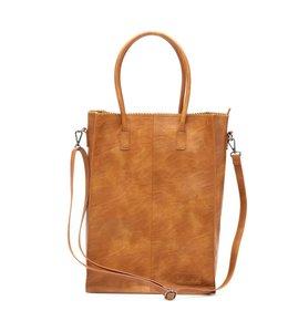 Zebra Trends Natural bag Rosa XL camel