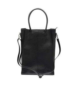 Zebra Trends Natural bag Rosa XL black