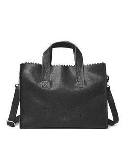 MYOMY My Paperbag Handbag cross-body rambler black