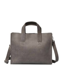 MYOMY My Paperbag Handbag cross-body hunter taupe