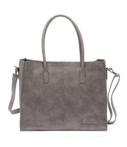 Zebra Trends Lisa Natural bag kartel grey