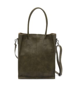 Zebra Trends Rosa Natural bag kartel armygreen