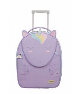Samsonite Happy Sammies 45cm trolley unicorn lily