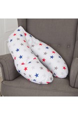 "Nursing pillow ""colourful stars"""