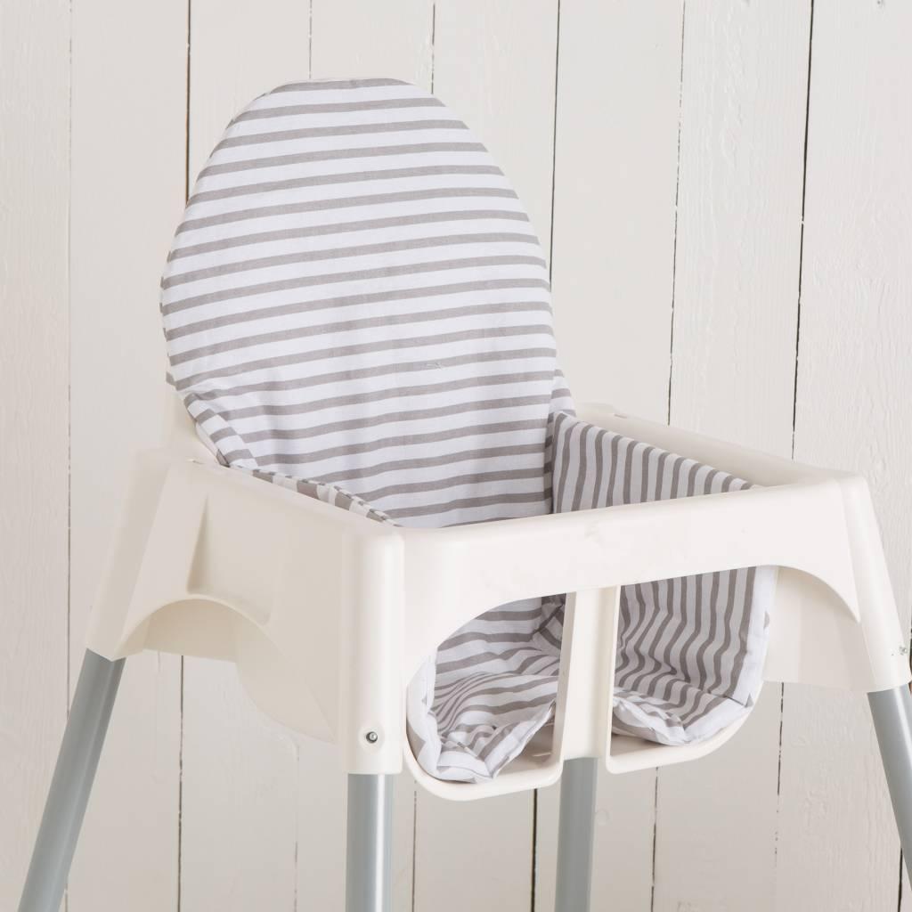 """Sitzkissen """"Chevron/ Streifen"""" für Ikea Antilop"""
