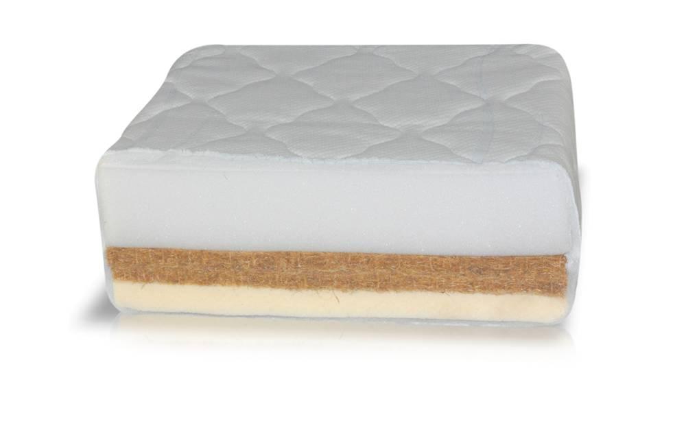 Luxus Bonell Matratze für Kinderbetten 140x70 cm