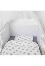"""Bedding Set """"Dots/ Stars white"""""""