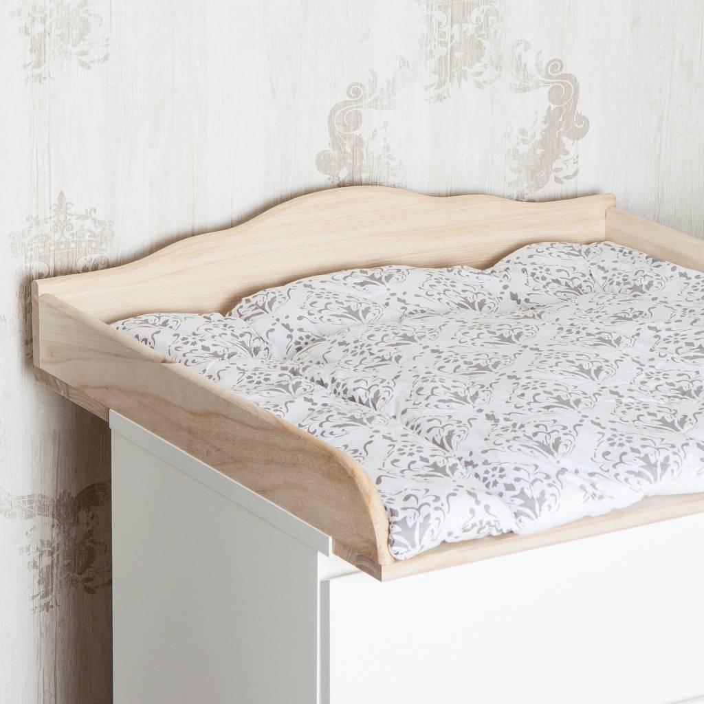 """""""Standard Wolke 4 Extrarund - Naturholz"""""""