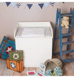 """Plan à langer """"Extra haut - 15cm"""" pour IKEA Malm"""