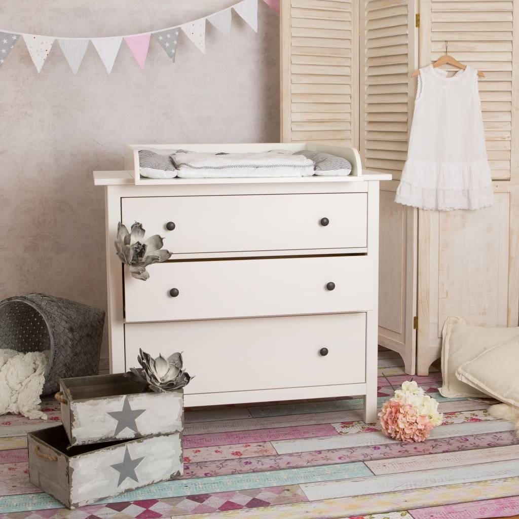 extra bords arrondis h plan langer pour ikea hemnes. Black Bedroom Furniture Sets. Home Design Ideas