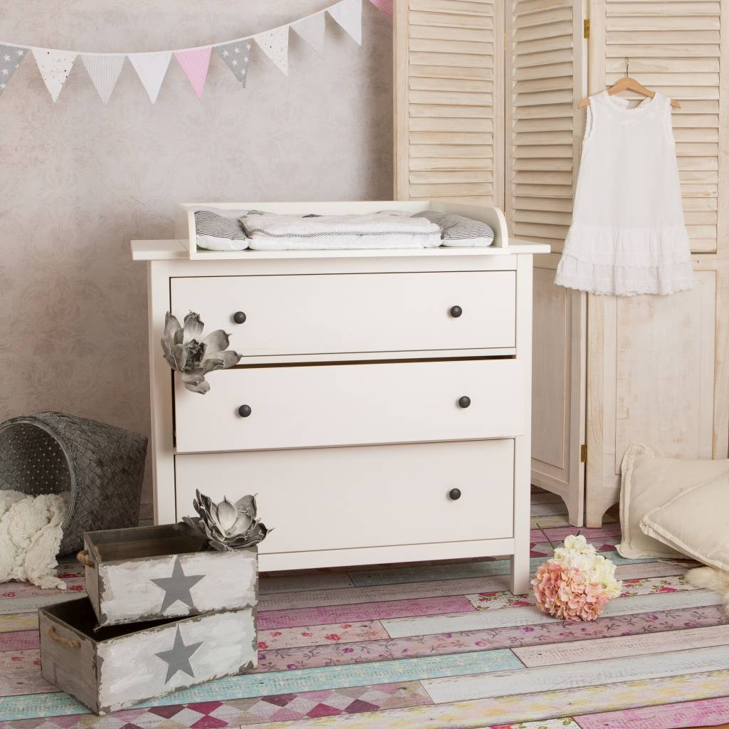 extra rundkante h wickelaufsatz f r alle ikea hemnes songesand kommoden puckdaddy. Black Bedroom Furniture Sets. Home Design Ideas