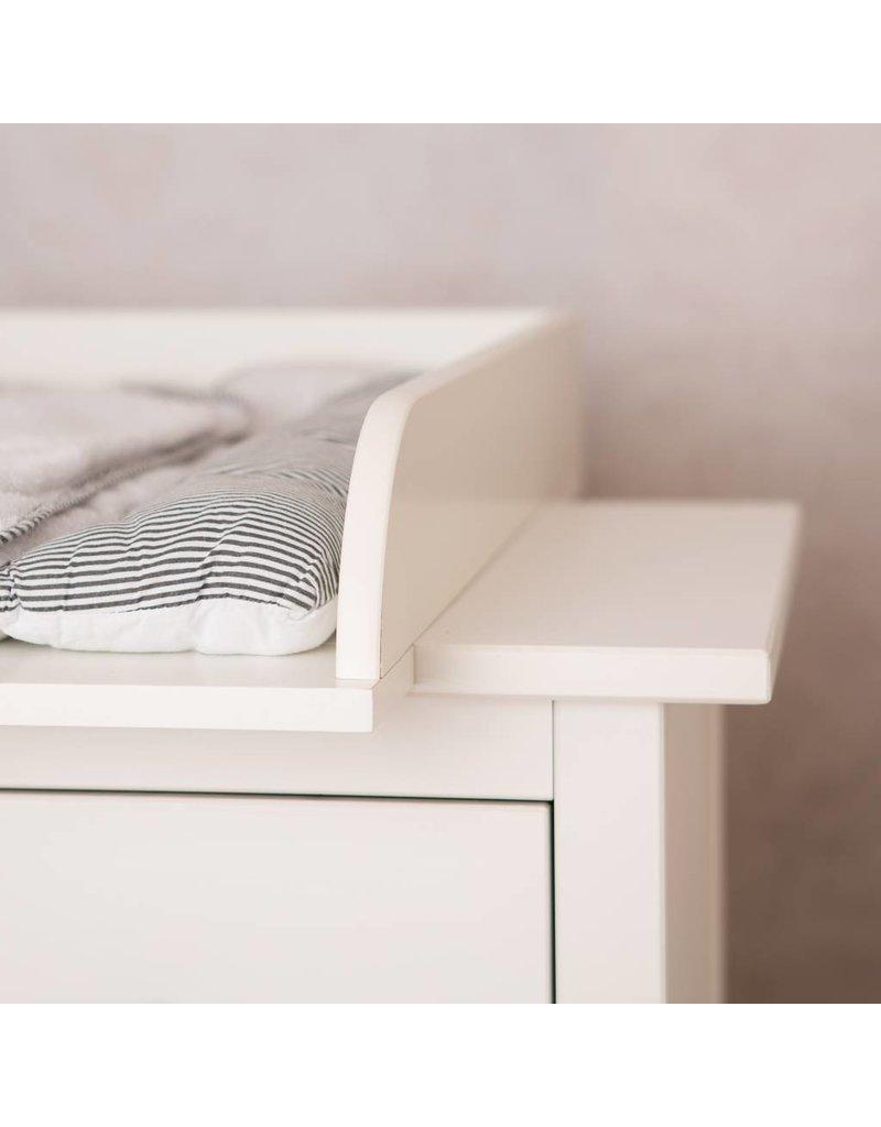 """Wickelaufsatz """"Rund"""" für IKEA Hemnes/ Songesand"""
