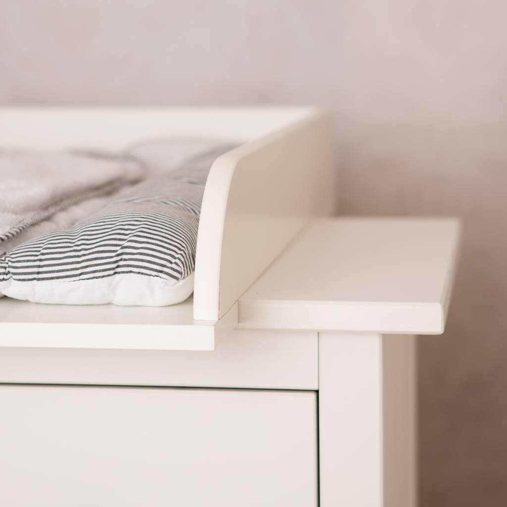 extra rundkante h wickelaufsatz f r alle ikea hemnes kommoden puckdaddy die kinderm bel. Black Bedroom Furniture Sets. Home Design Ideas