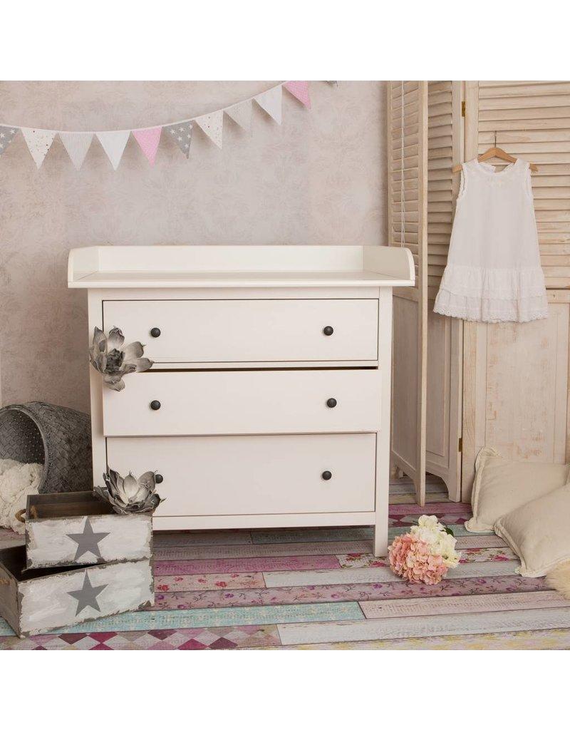 xxl extra bords arrondis plan langer pour ikea hemnes. Black Bedroom Furniture Sets. Home Design Ideas