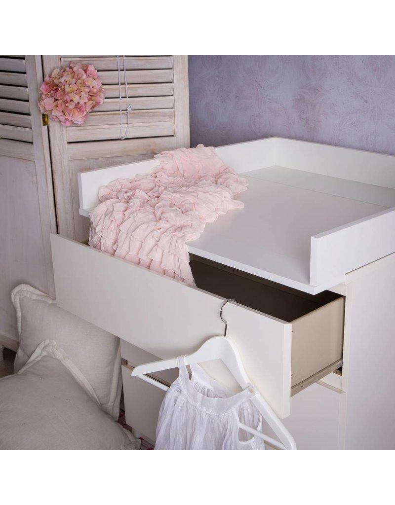 wickelaufsatz f r ikea malm brusali kommode in wei puckdaddy. Black Bedroom Furniture Sets. Home Design Ideas