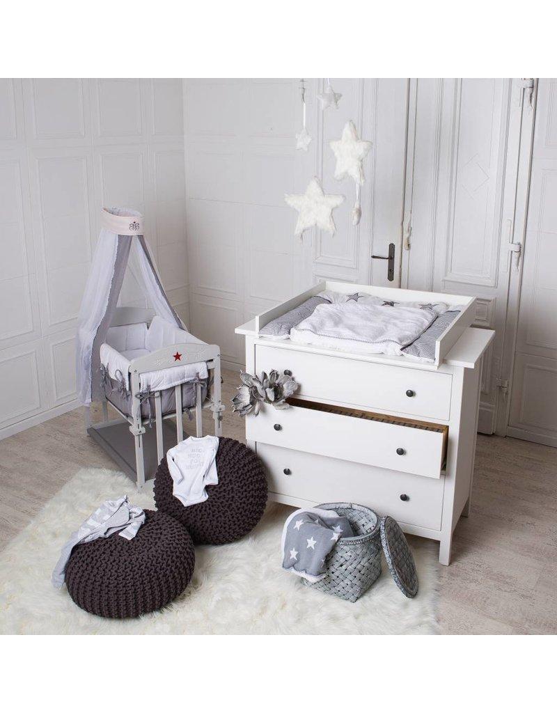 Puckdaddy- Changing top for IKEA Hemnes/ Songesand - Puckdaddy