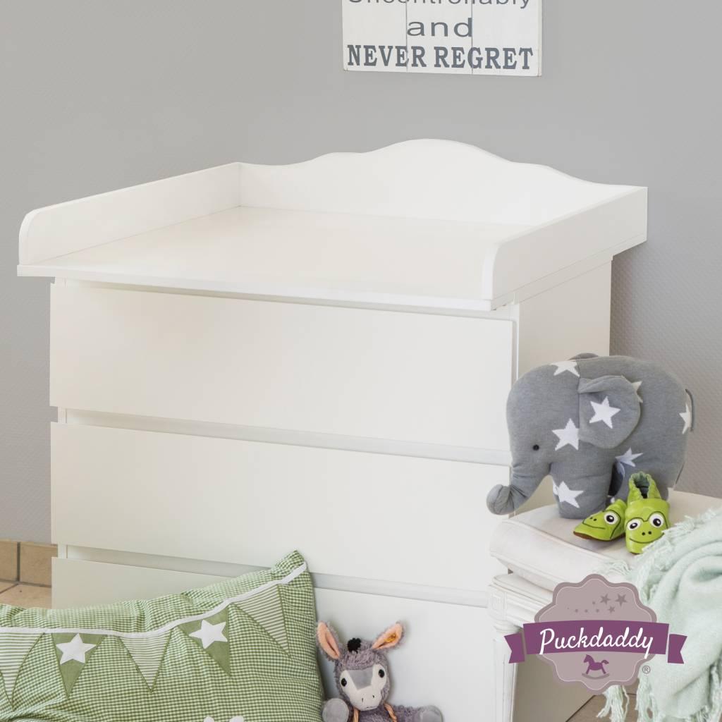 wolke 4 wickelaufsatz f r ikea malm kommode puckdaddy die kinderm bel manufaktur. Black Bedroom Furniture Sets. Home Design Ideas