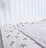 """""""Nuage 4"""" plan à langer avec un joli profil côté face pour tous les commodes IKEA Malm"""