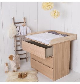 """Standard Extraround - natural wood"""