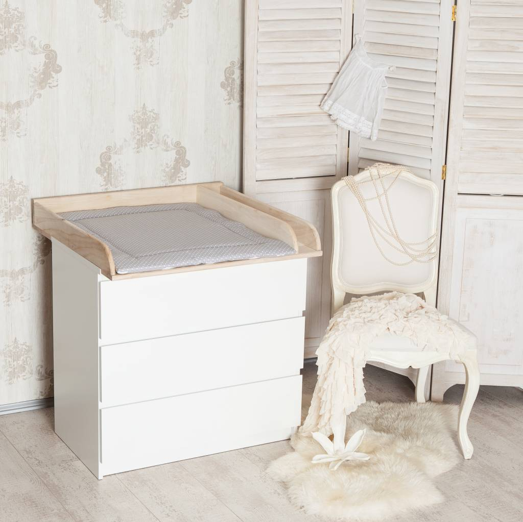 Plan a langer pour commode ikea affordable hemnes - Table a langer commode ...