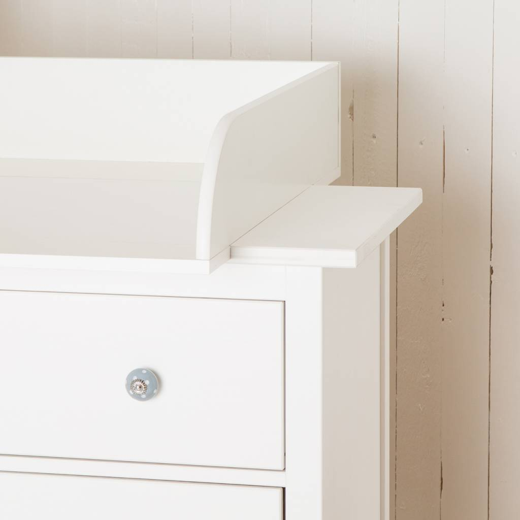 xxl runde kanten wickelaufsatz f r ikea hemnes songesand kommode puckdaddy die kinderm bel. Black Bedroom Furniture Sets. Home Design Ideas