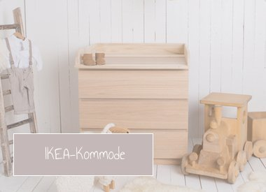 Select your IKEA chest of drawers