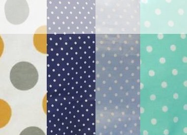 dots colourful