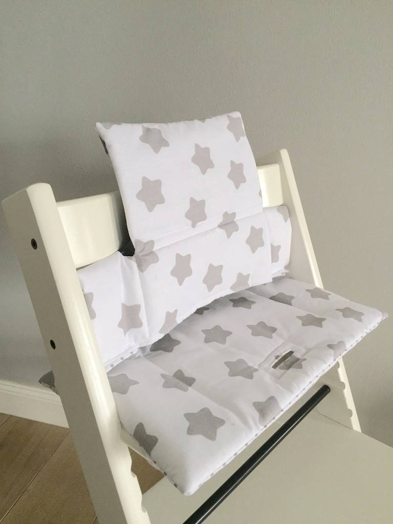 cushion item with chair whtwshgryclds white high grey whitewash complete stpcmpltcshn clouds steps stokke