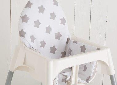 Coussin d'appui pour chaise haute IKEA