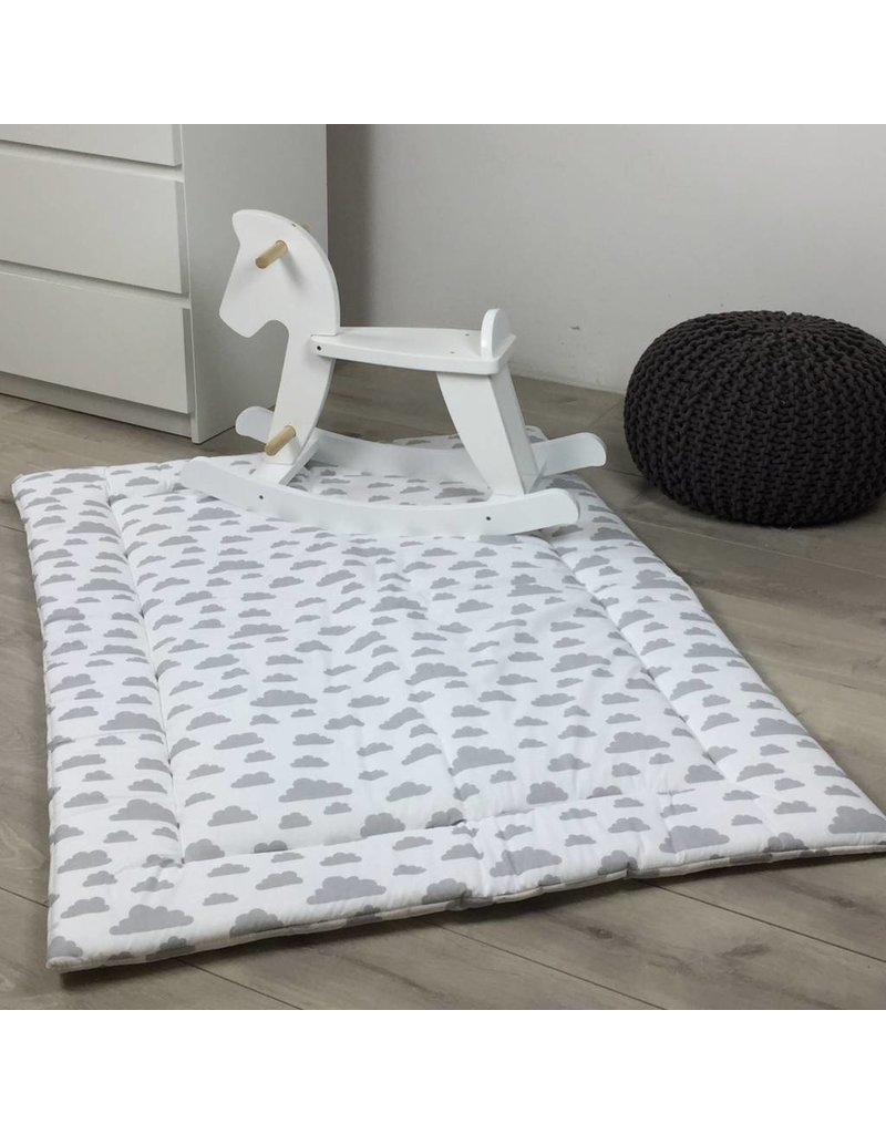 "Play Mat ""Clouds White"""