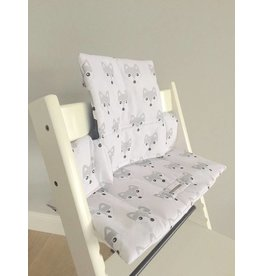 "Highchair Cushion ""Foxes"" for Stokke Tripp Trapp"