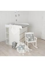 Storage shelf for IKEA Malm dresser