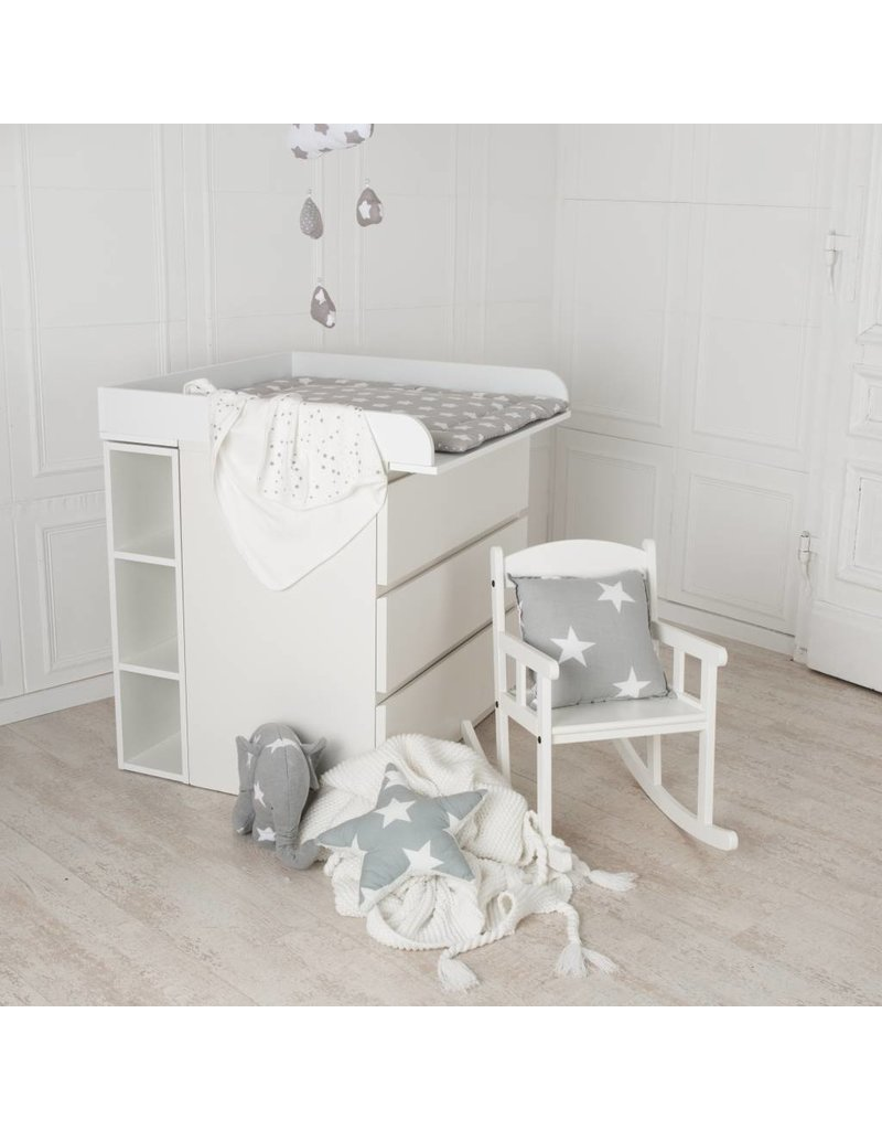 Storage shelf for IKEA Malm and Koppang dresser