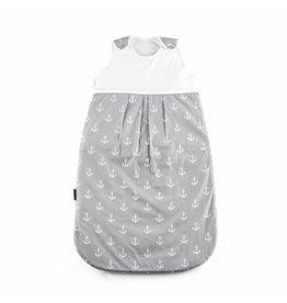 "Baby sleeping bag ""Ancre grey"" 100cm"
