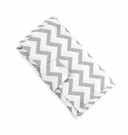 "Wickeletui ""Chevron"", Wickelclutch"