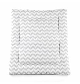 "Changing Mat Small ""Chevron/ Stripes"""